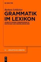 Grammatik im Lexikon