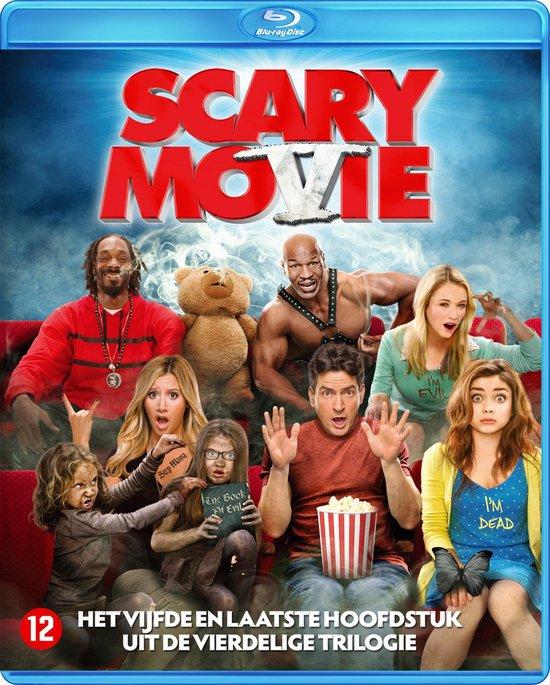 Cover van de film 'Scary Movie 5'