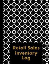 Retail Sales Inventory Log Book