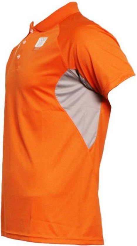 Asics Oranje Merch Olympic Polo Heren