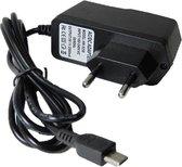 5V 2,5A power supply voedingsadapter 2500mA micro-USB met EU stekker voor o.a. Raspberry Pi 3 en 3B+