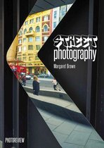 Boek cover Street Photography van Margaret Brown