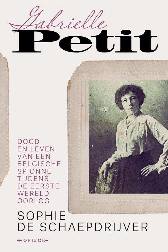 Gabrielle Petit - Sophie de Schaepdrijver |