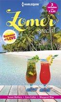 Zomerspecial: Bestemming: liefde ; Zomerse verrassing ; Kus onder de palmen