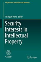 Omslag Security Interests in Intellectual Property