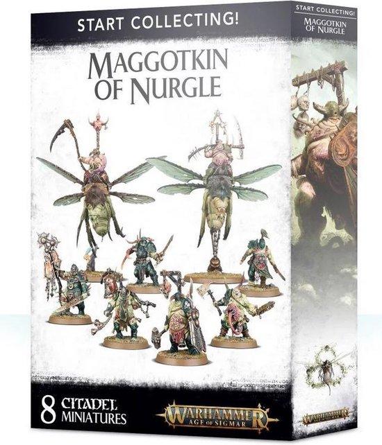 Afbeelding van het spel Start Collecting! Maggotkin of Nurgle