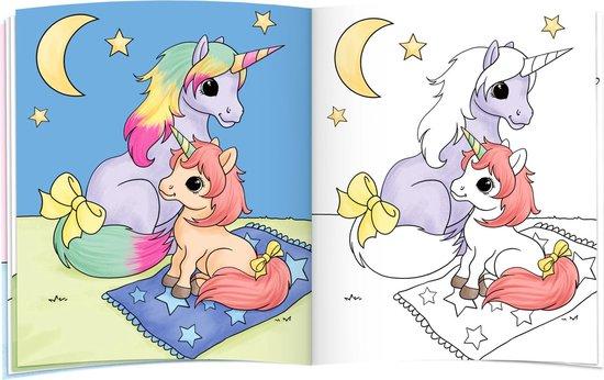Ylvi & the Minimoomis Create your Unicorn
