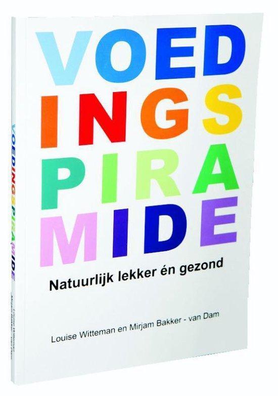 Cover van het boek 'Voedingspiramide'