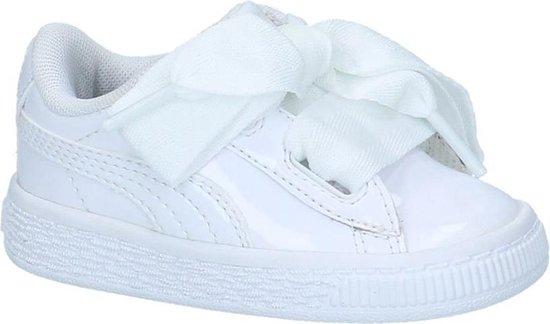 Puma - 363353 - Babysneakers - Meisjes - Maat 27 - Wit;Witte - 02 -White