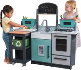 KidKraft Garden Gourmet houten speelkeuken met EZ Kraft Assembly™