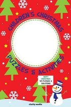 Children's Christmas Puzzles & Activities
