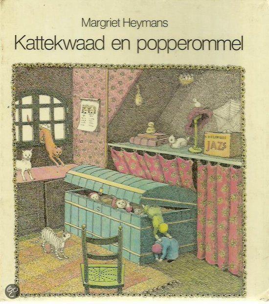 Kattekwaad en popperommel - Heymans | Readingchampions.org.uk