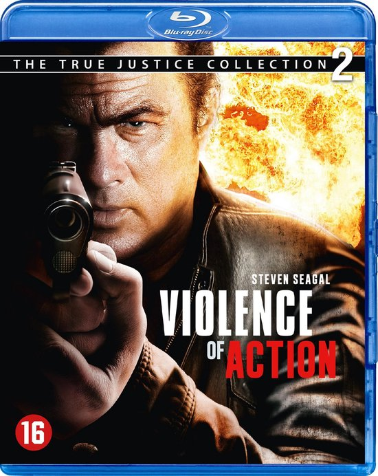 Cover van de film 'True Justice - Violence Of Action'