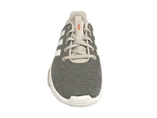 Grijze Adidas Sneakers Cloudfoam Racer Tr Kids - Maat 36 2/3 UIaSKG