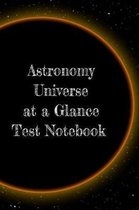 Astronomy Universe at a Glance Test Notebook