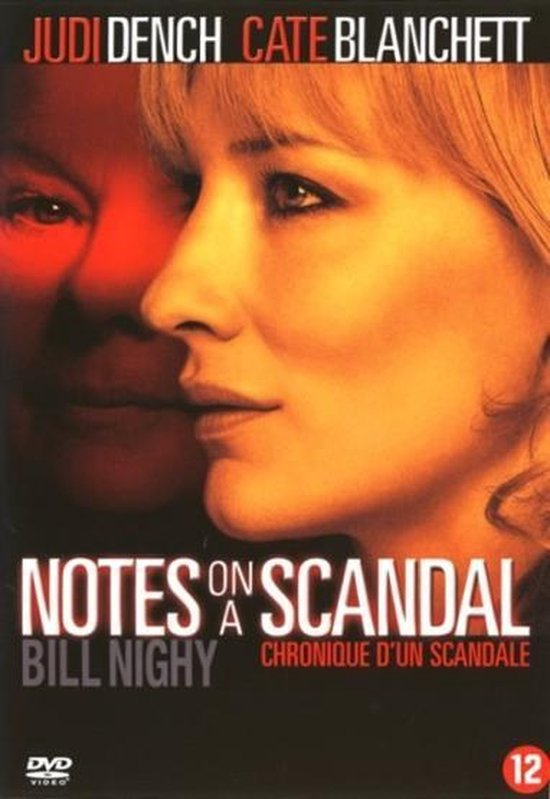 Cover van de film 'Notes On A Scandal'