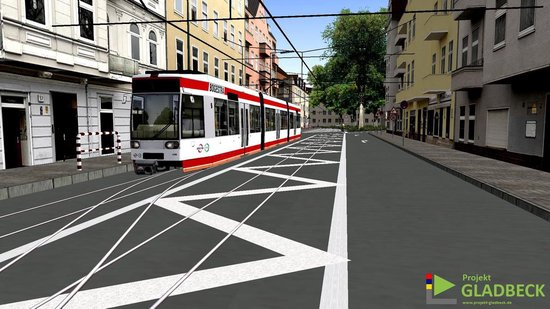 OMSI 2: Tram NF6D Gelsenkirchen/Essen - Add-on - Windows download - Aerosoft