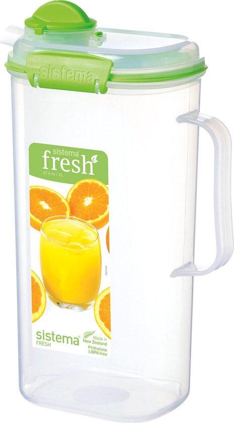 Sistema Fresh karaf - sapkan groen - 2L