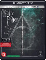 Harry Potter And The Deathly Hallows: Part 7.2 (4K Ultra HD Blu-ray)