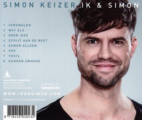 Simon Keizer - Ik & Simon