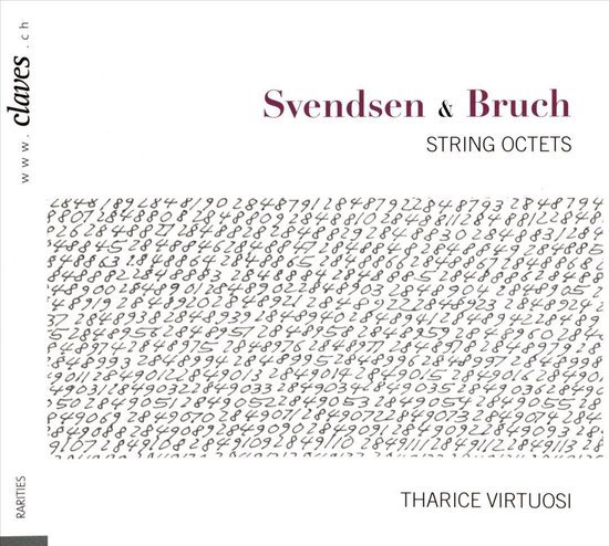 Svendsen & Bruch - String Octets