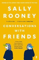 Boek cover Conversations with Friends van Sally Rooney (Onbekend)