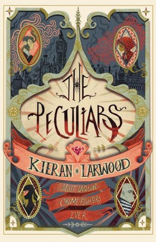 Boek cover The Peculiars van Kieran Larwood (Paperback)