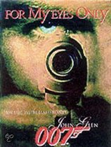 Boek cover For My Eyes Only van John Glen