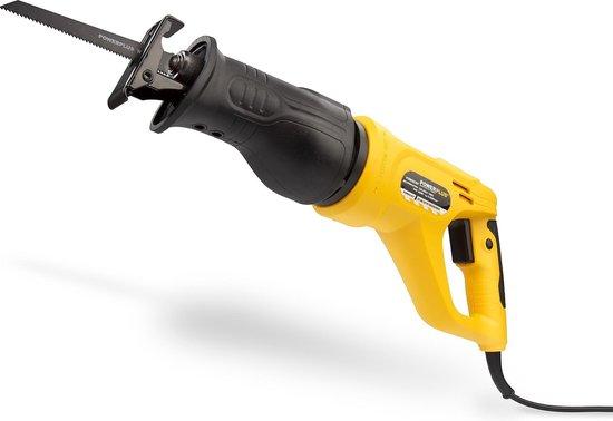 Powerplus POWX0397 Reciprozaag - 900 W - incl. 2 zaagbladen