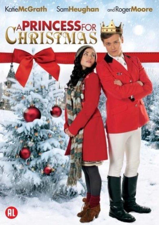 Cover van de film 'A Princess For Christmas'