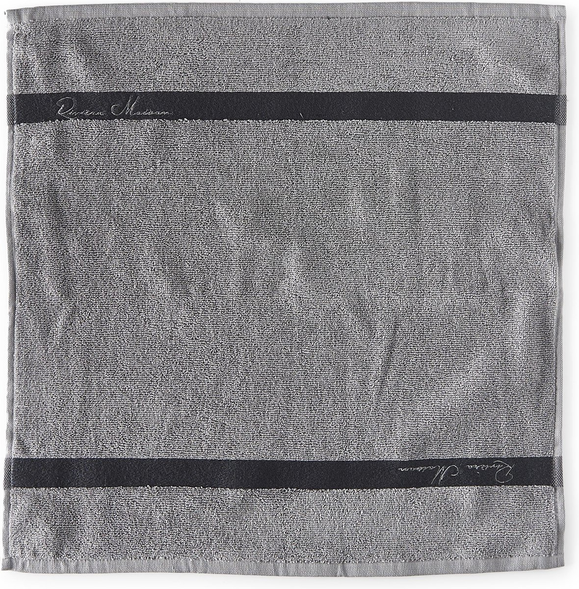 Riviera Maison - Kitchen Towel - dove grey - 50x50 - Riviera Maison