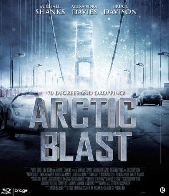 Cover van de film 'Arctic Blast'