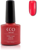 CCO Shellac - Tropical Sun Oranje Coraal 40505 - Gel Nagellak