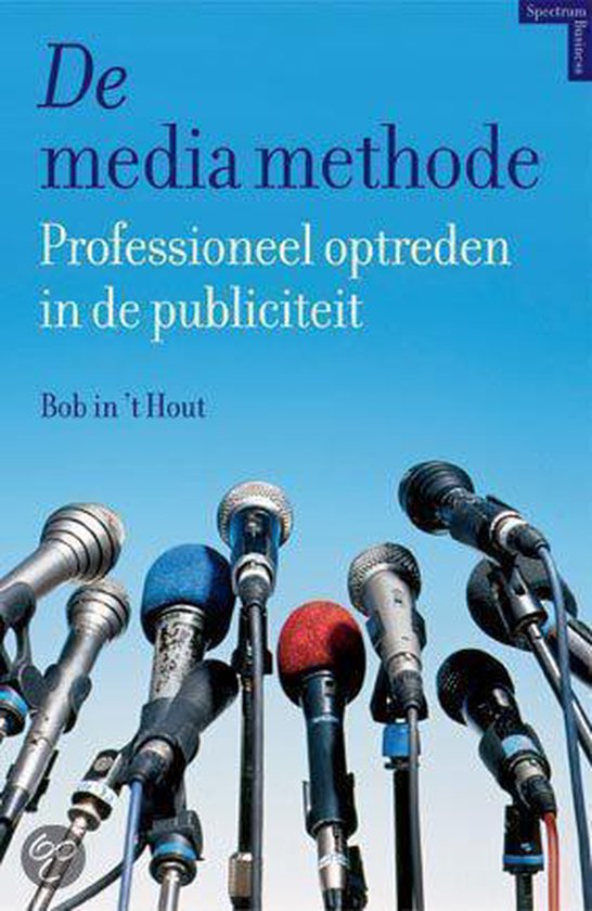 De Media Methode - Bob in 't Hout |