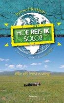 Boek cover Hoe Reis Ik Solo? van I. Herbers