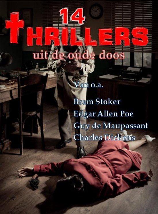 14 Thrillers uit de oude doos - Edgar Allen Poe | Fthsonline.com