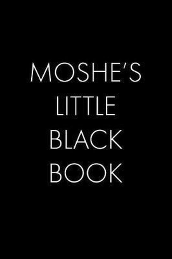 Moshe's Little Black Book
