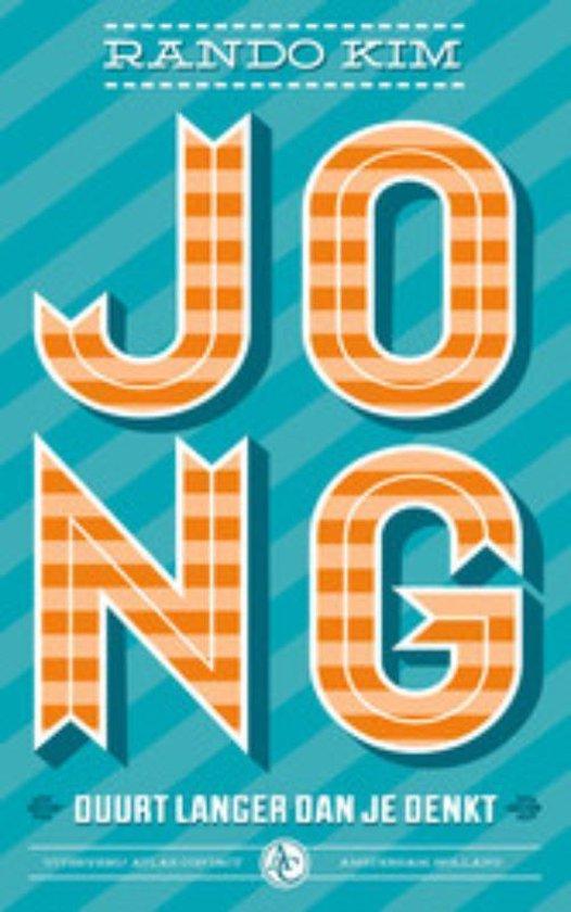 Cover van het boek 'Jong duurt langer dan je denkt'
