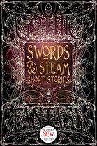 Boek cover Swords & Steam Short Stories van Andrew Bourelle (Onbekend)