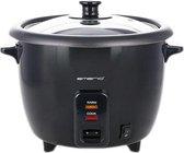 Emerio RCE-105249.1 rijstkoker Zwart, Roestvrijstaal 1 l 400 W