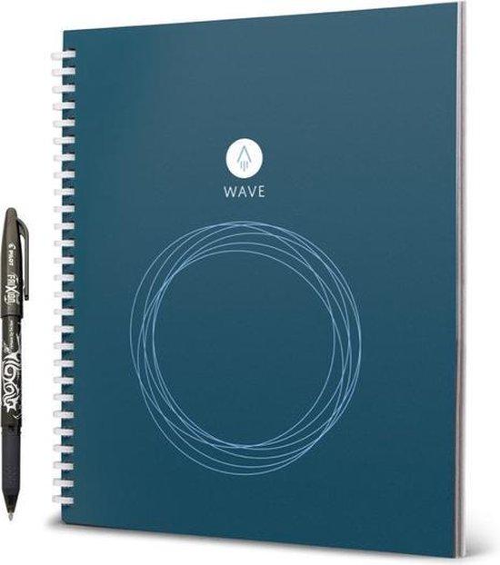 Rocketbook wave smart cloud notebook large