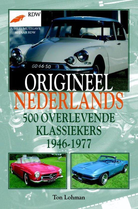 Origineel Nederlands - Ton Lohman  