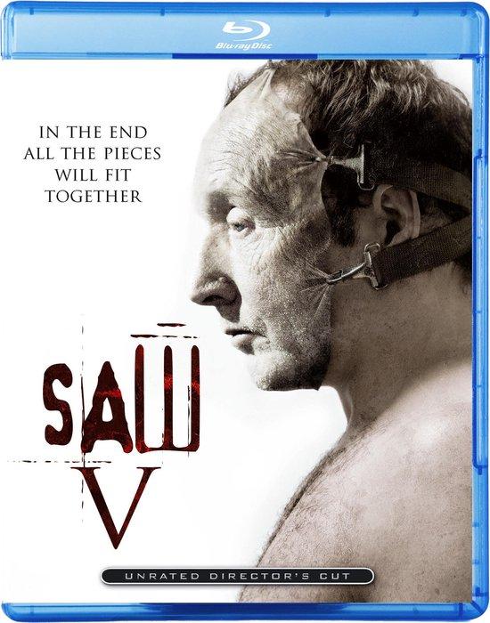 Cover van de film 'Saw 5 Director's Cut'