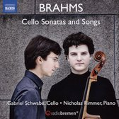 Cello Sonatas And Songs