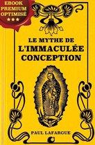 Omslag Le mythe de l'Immaculée Conception