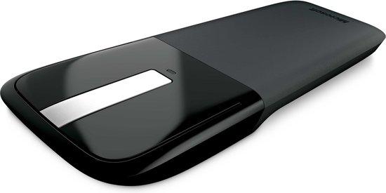 Microsoft Arc Touch - Draadloze Touch Muis - Zwart