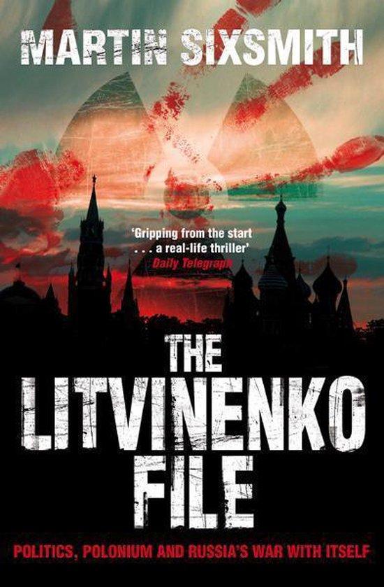 Omslag van The Litvinenko File