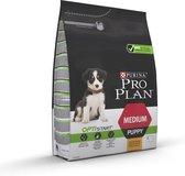 Pro Plan Puppy Medium - Hondenvoer Kip & Rijst - 3 kg