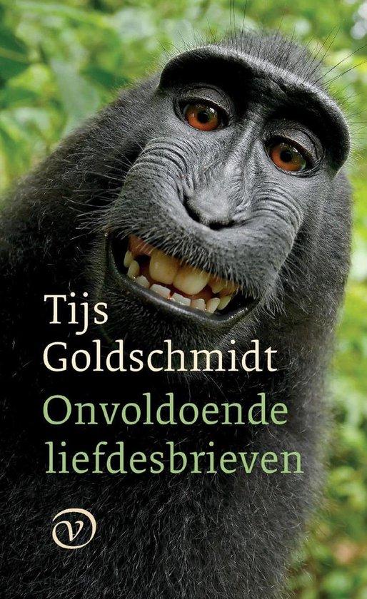Onvoldoende liefdesbrieven - Tijs Goldschmidt |