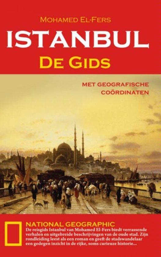 Boek cover Istanbul van Mohamed El-Fers (Onbekend)
